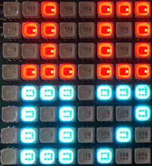 Raspberry Pi digital clock