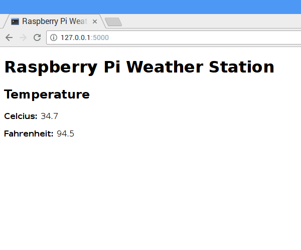 Raspberry Pi weather station (1)